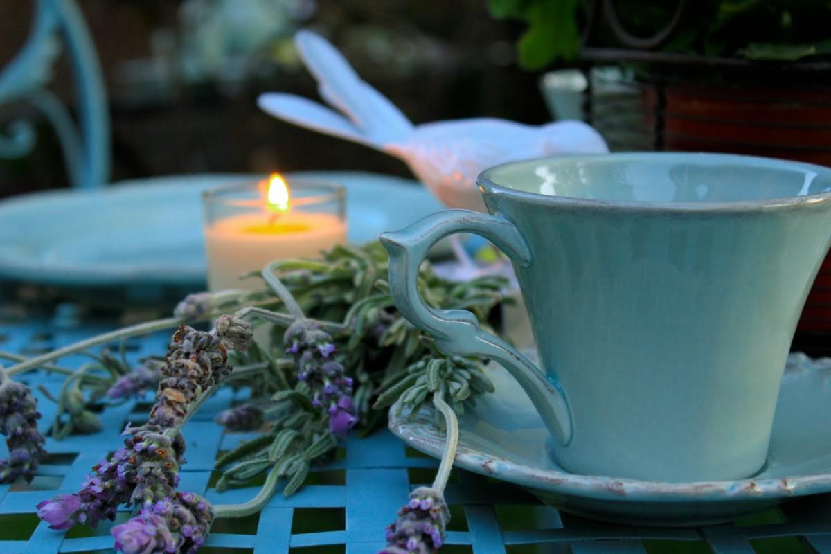Только чай с лавандой способен подарить сладкие сны, каждый глоток этого напитка превращается в волшебную колыбельную