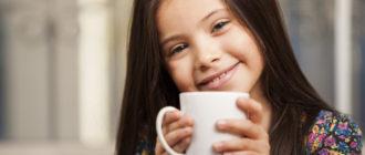 Чай детям