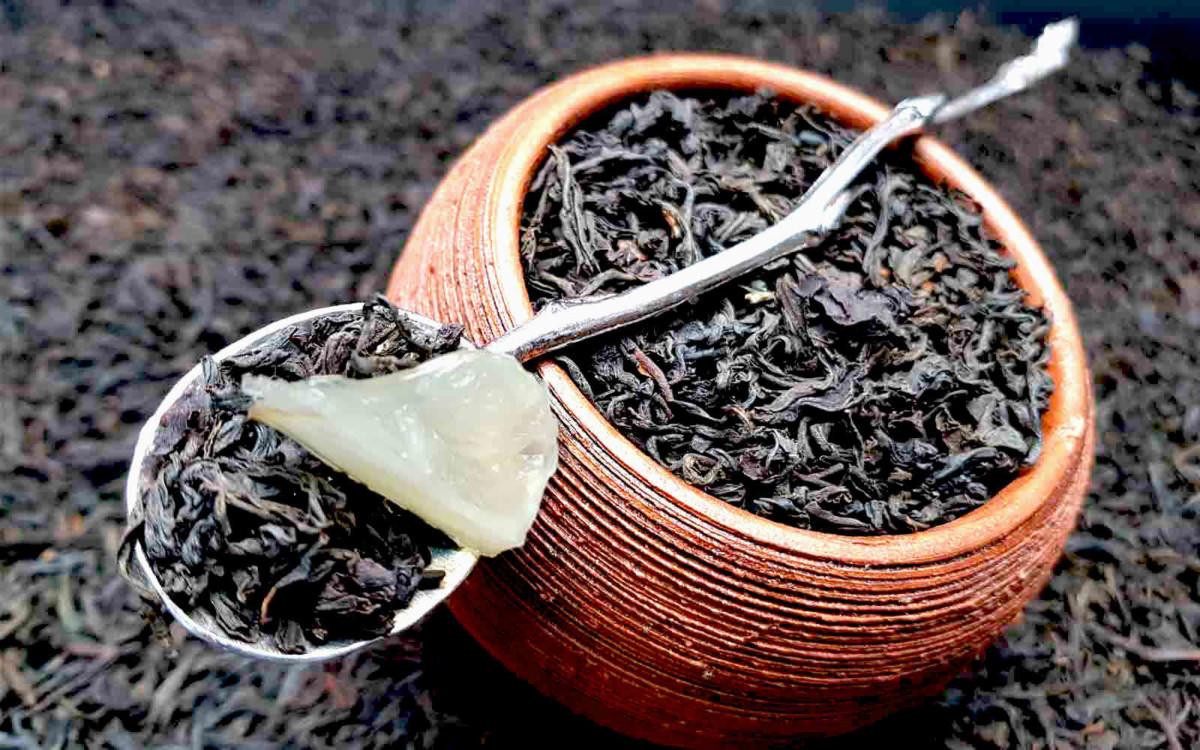 Черный чай Эрл Грей появился в широкой продаже около 200 лет назад