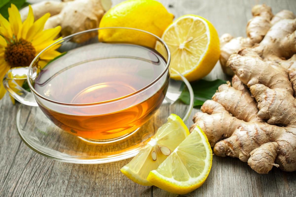 Как заваривать имбирь: правильно заварить с лимоном, нужно ли чистить