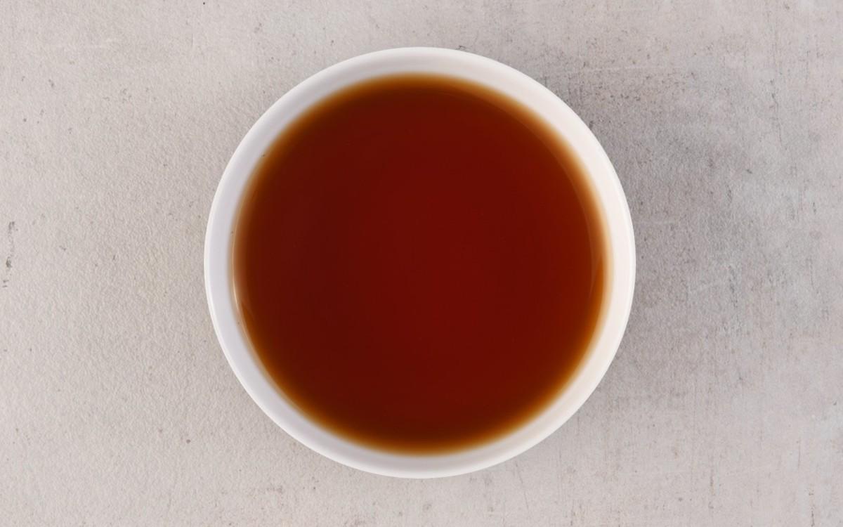 Ассам Голд можно пить утром или днем