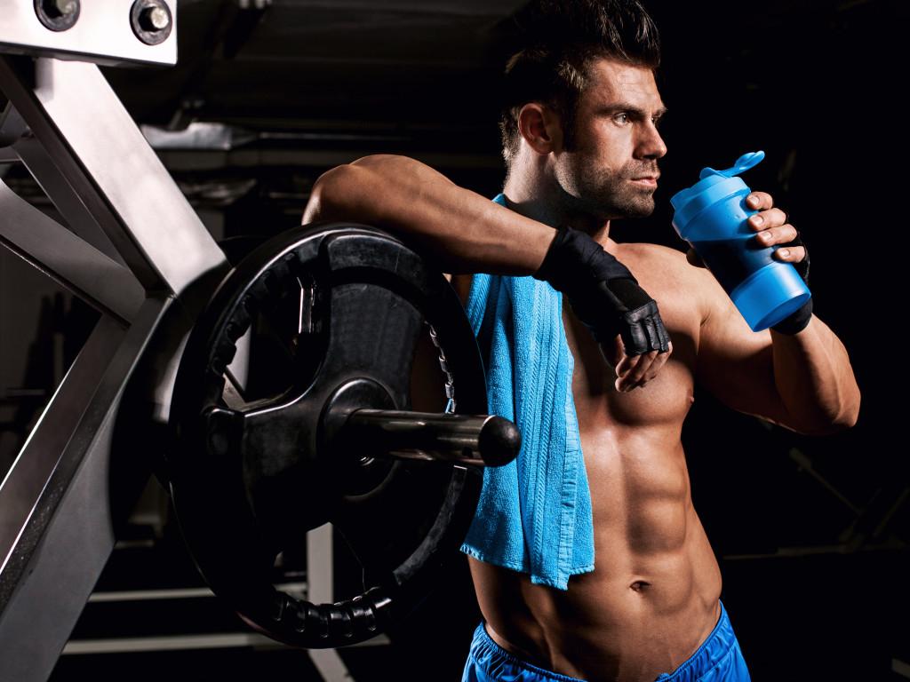 Состояние здоровья сильного пола напрямую зависит от его физической активности