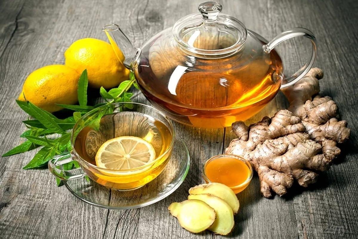 Чай с имьирем