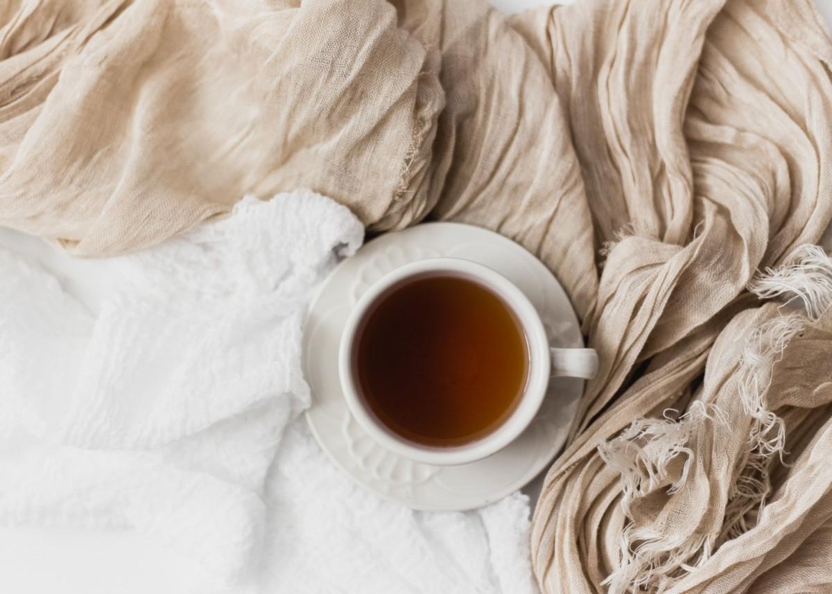 Выпитая до еды чашка чая может испортить вкус привычной пищи