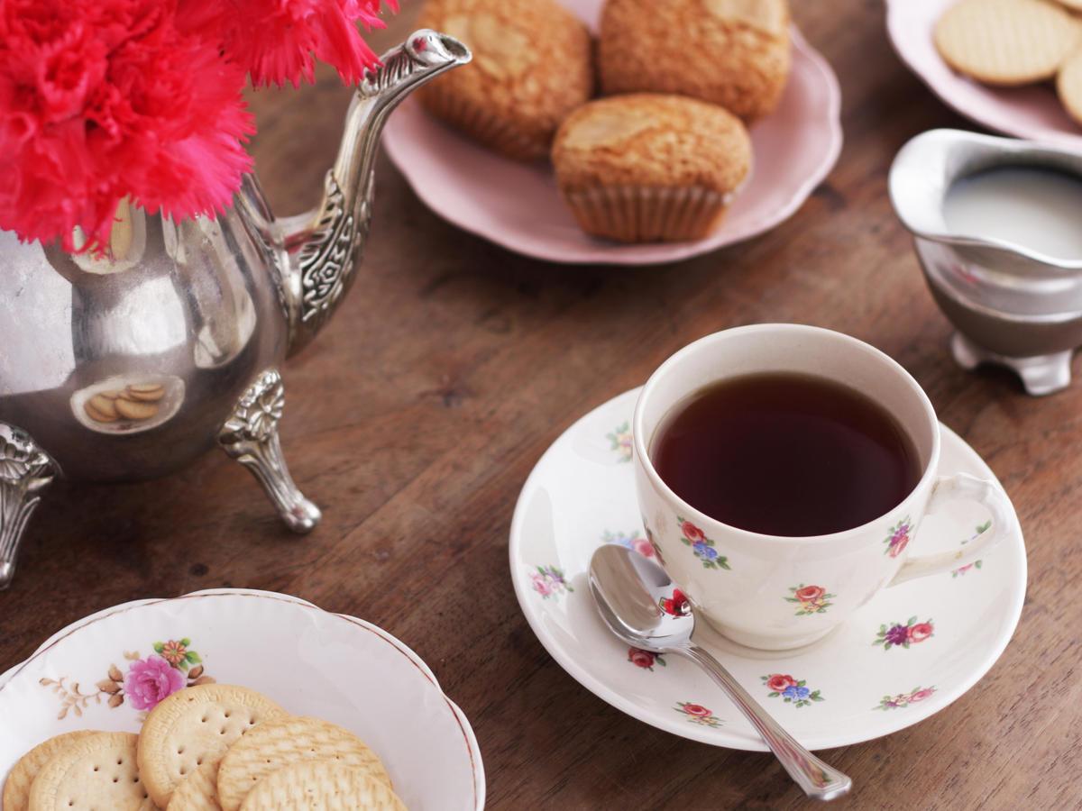 Чай после еды способствует набору лишнего веса
