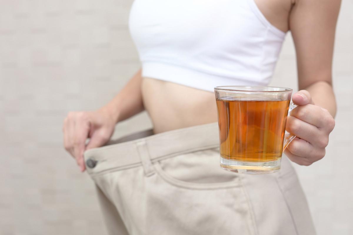 Чай поможет привести вес в норму