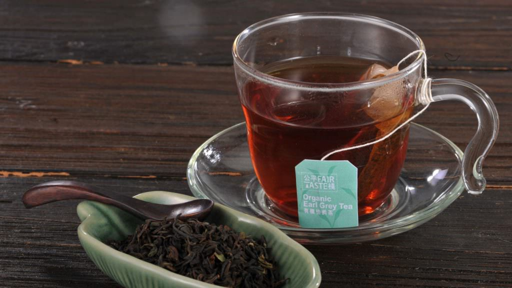 Чашка чая Эрл грей