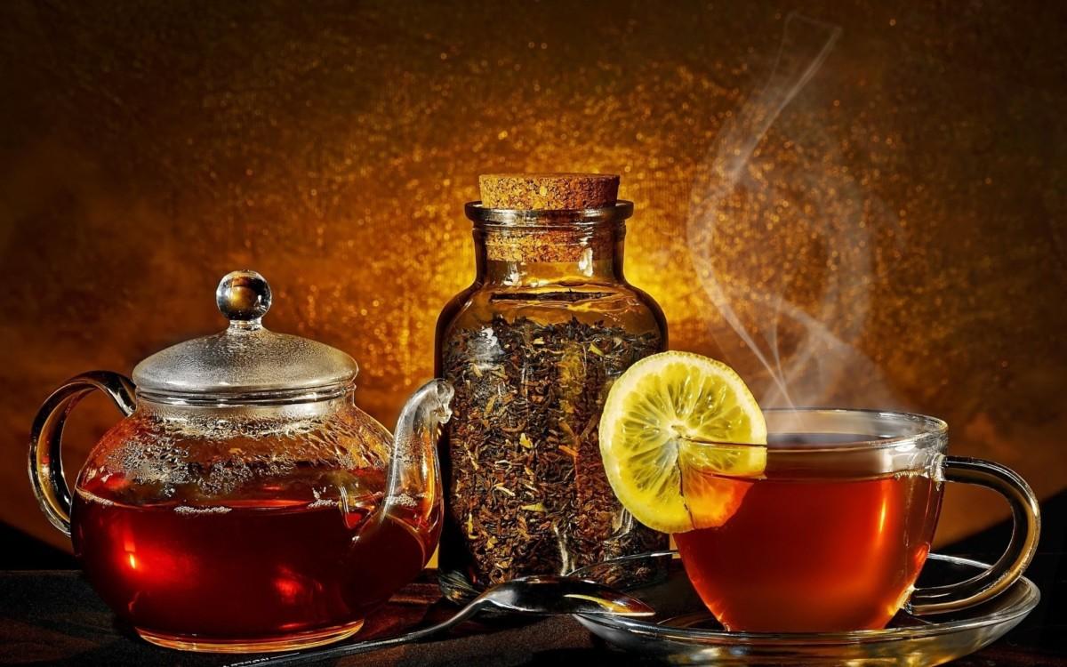Чай с лимоном польза и вред для здоровья