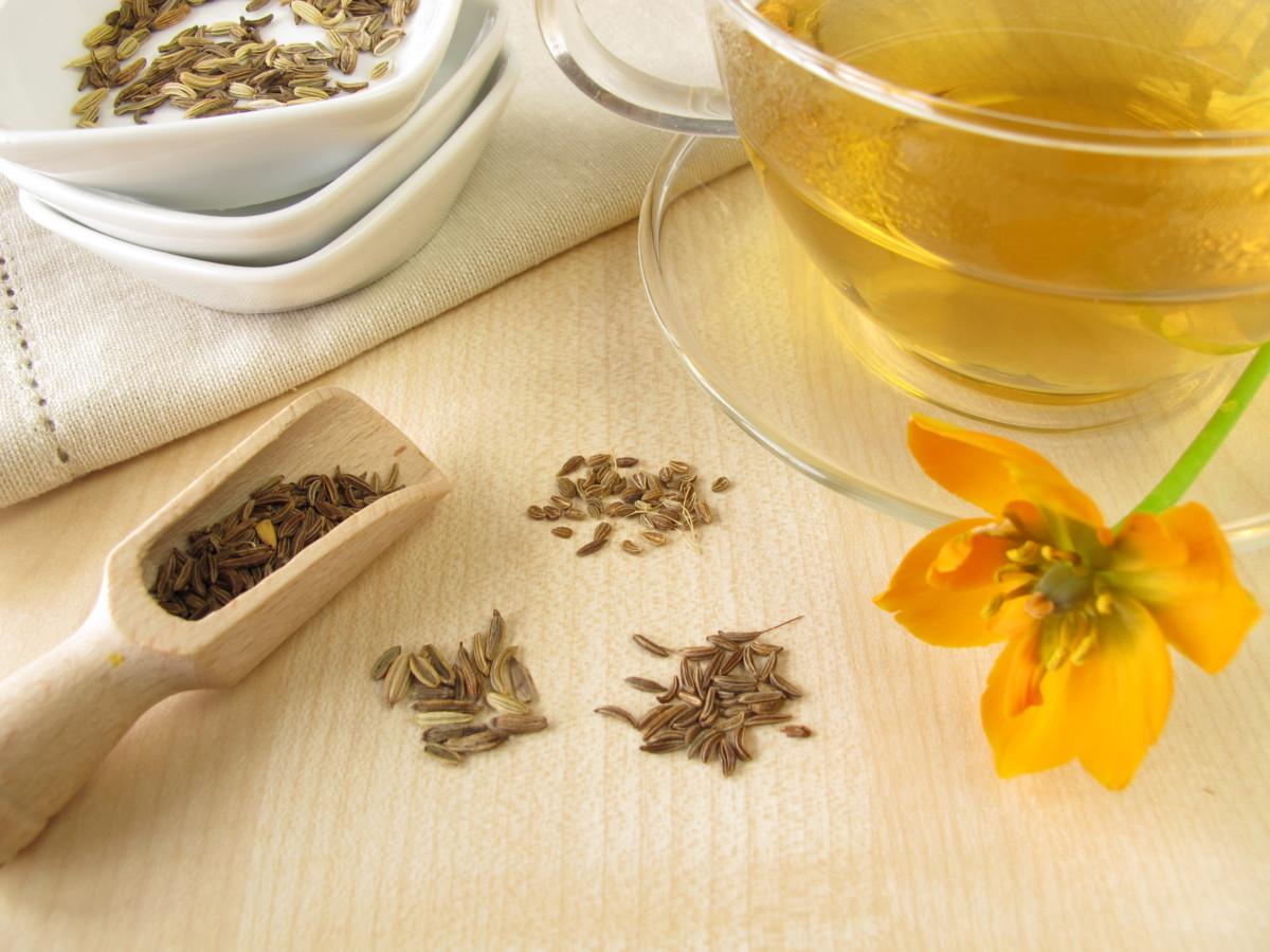 Фенхелевый чай поможет организму противостоять вирусам