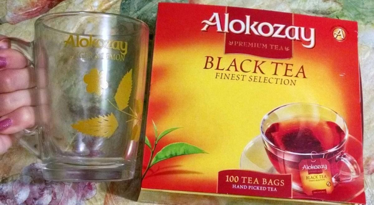 Чай «Alokozay-Tea» выпускает один из крупнейших мировых производителей чая