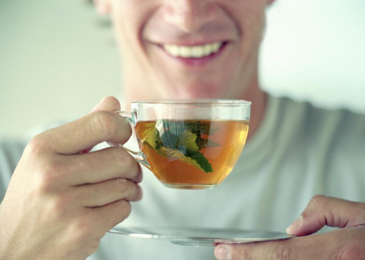 Зеленый чай имеет свойство положительно воздействовать на показатель тестостерона и улучшать кровообращение в области тазобедренных суставов