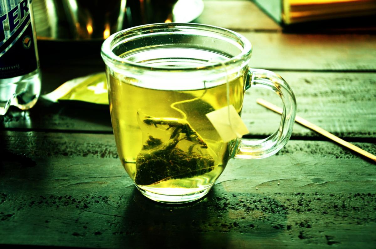 Зеленый чай. Как правильно заваривать