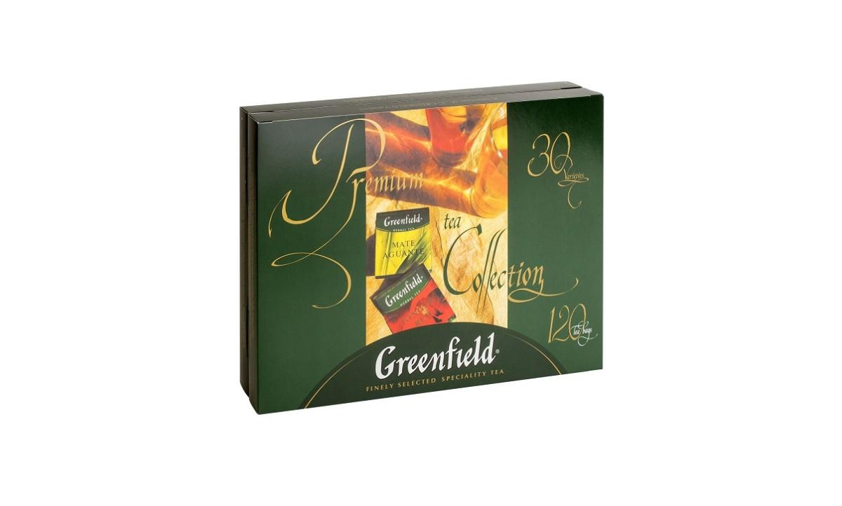 В продаже есть подарочные наборы чая с разными вкусами