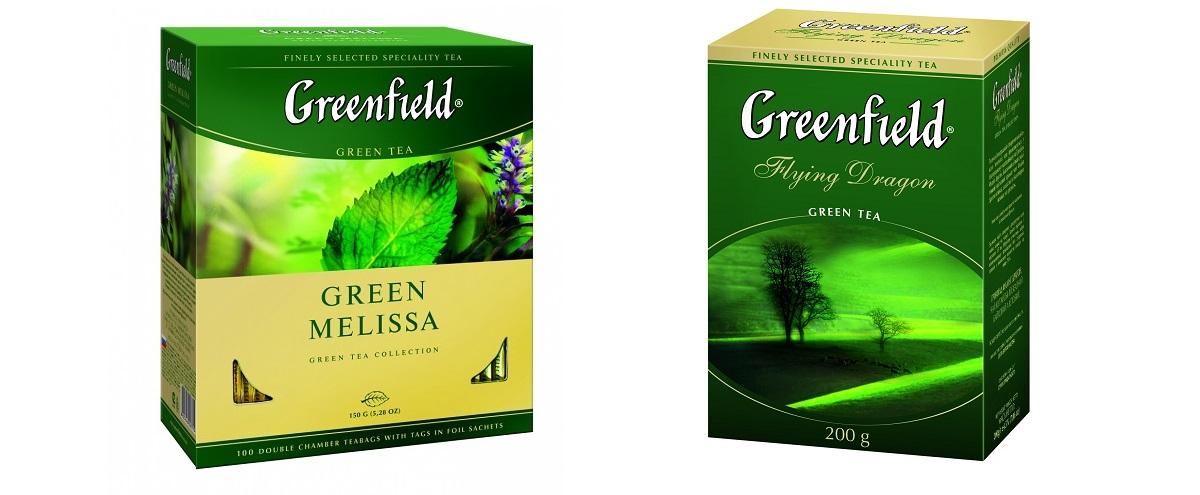 Зеленый чай Гринфилд поможет при переутомлении
