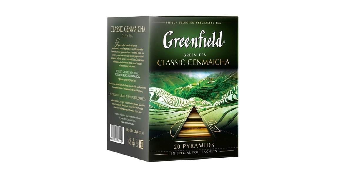 Пирамидки лучше сохраняют превосходный вкус чая