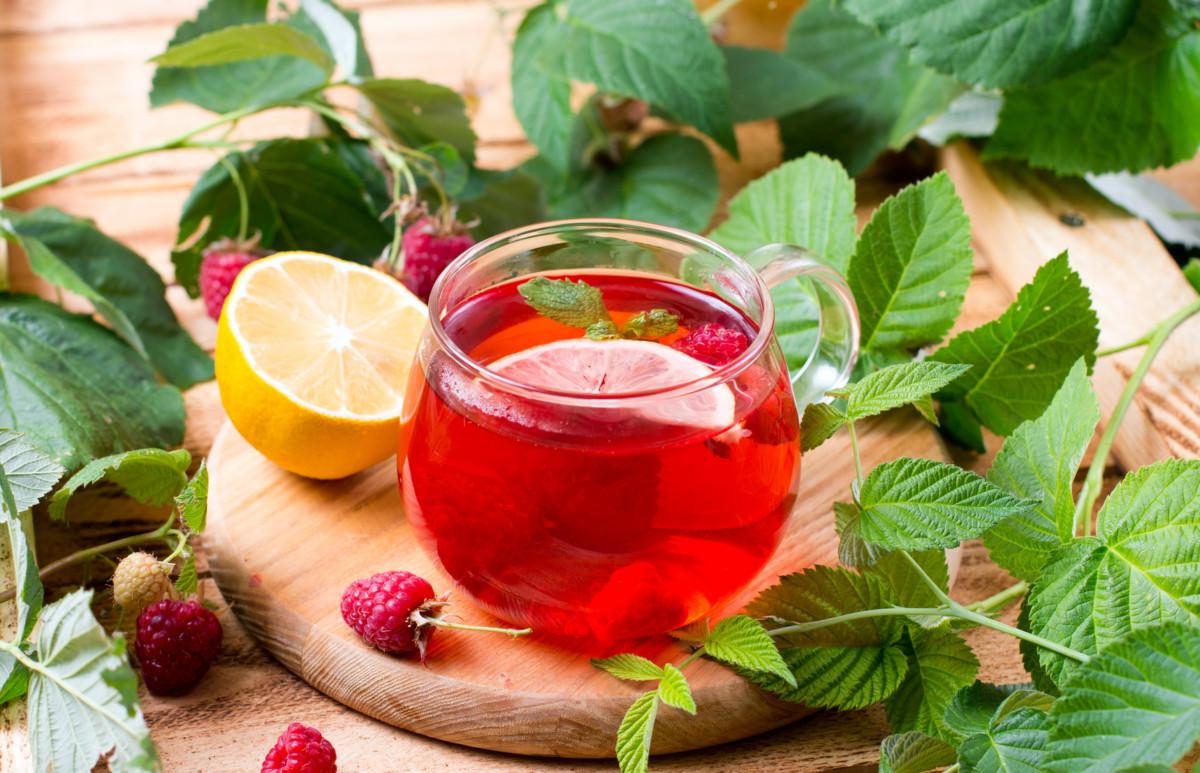 Чай из листьев смородины и его целебные свойства