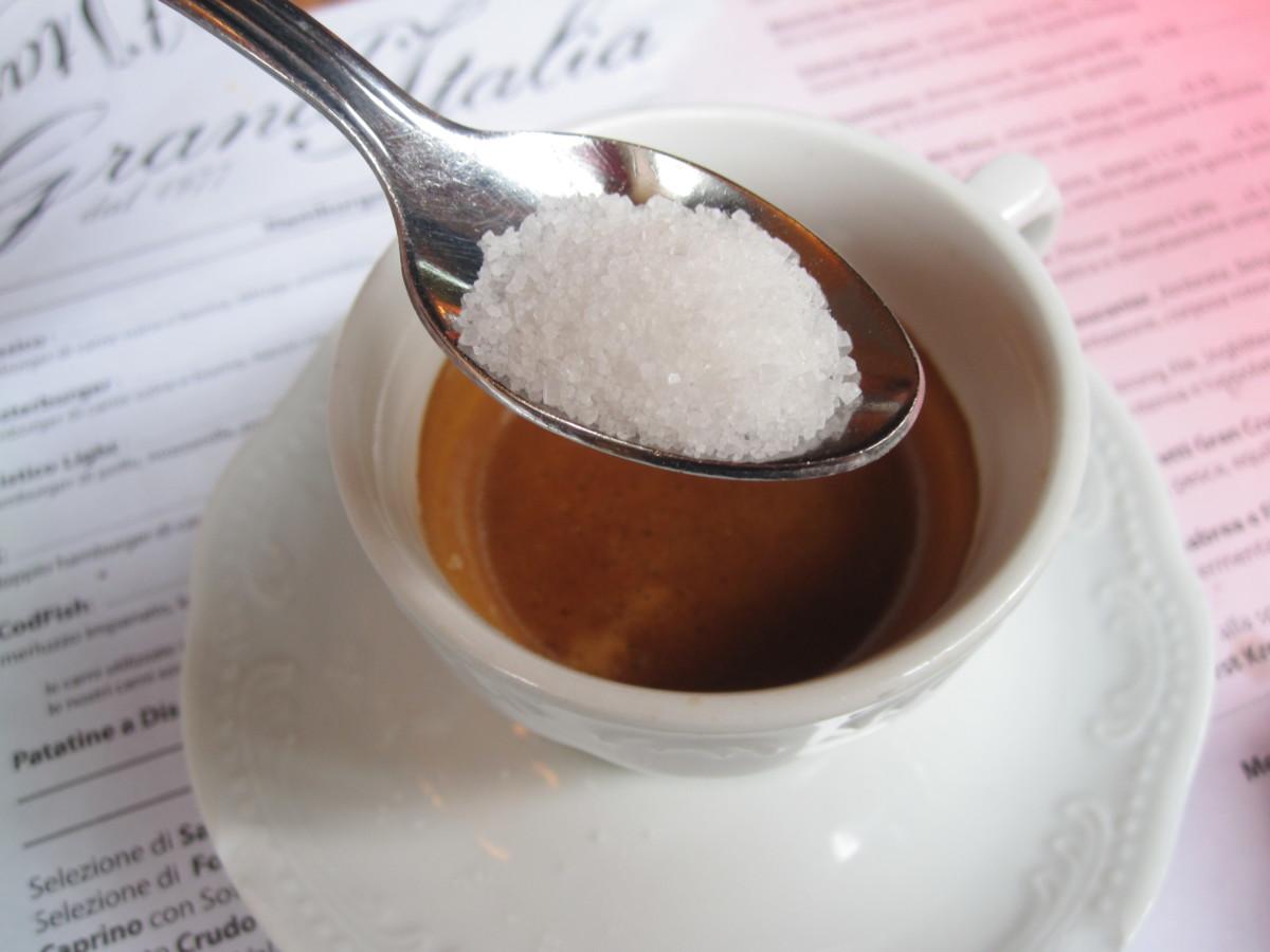 Чай с сахаром