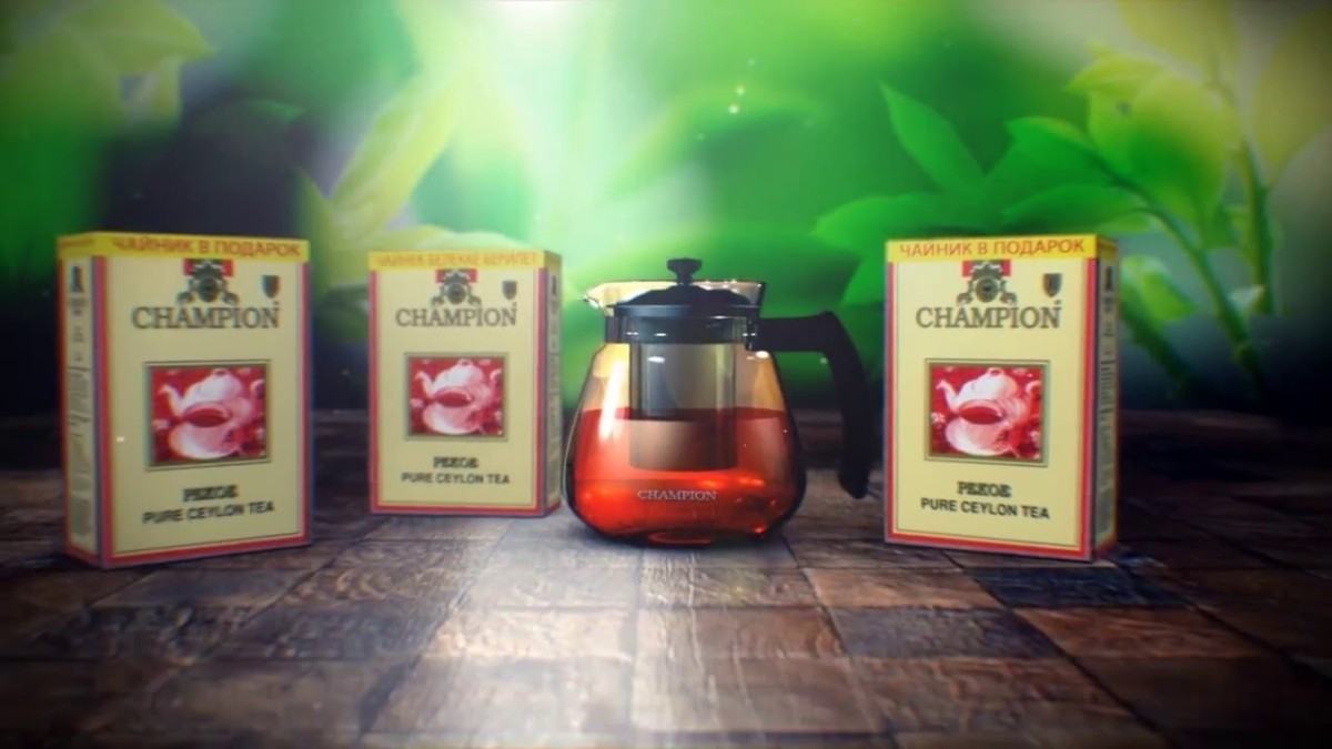 Компания специализируется на производстве рассыпного чая