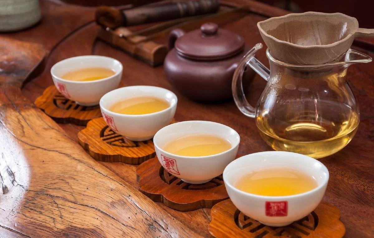 Чашки чая