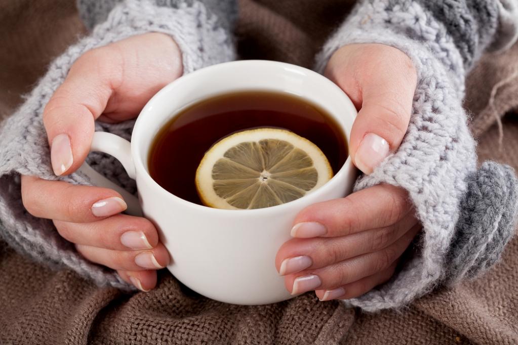 Чай успокаивает нервы и поддерживает водный баланс в организме