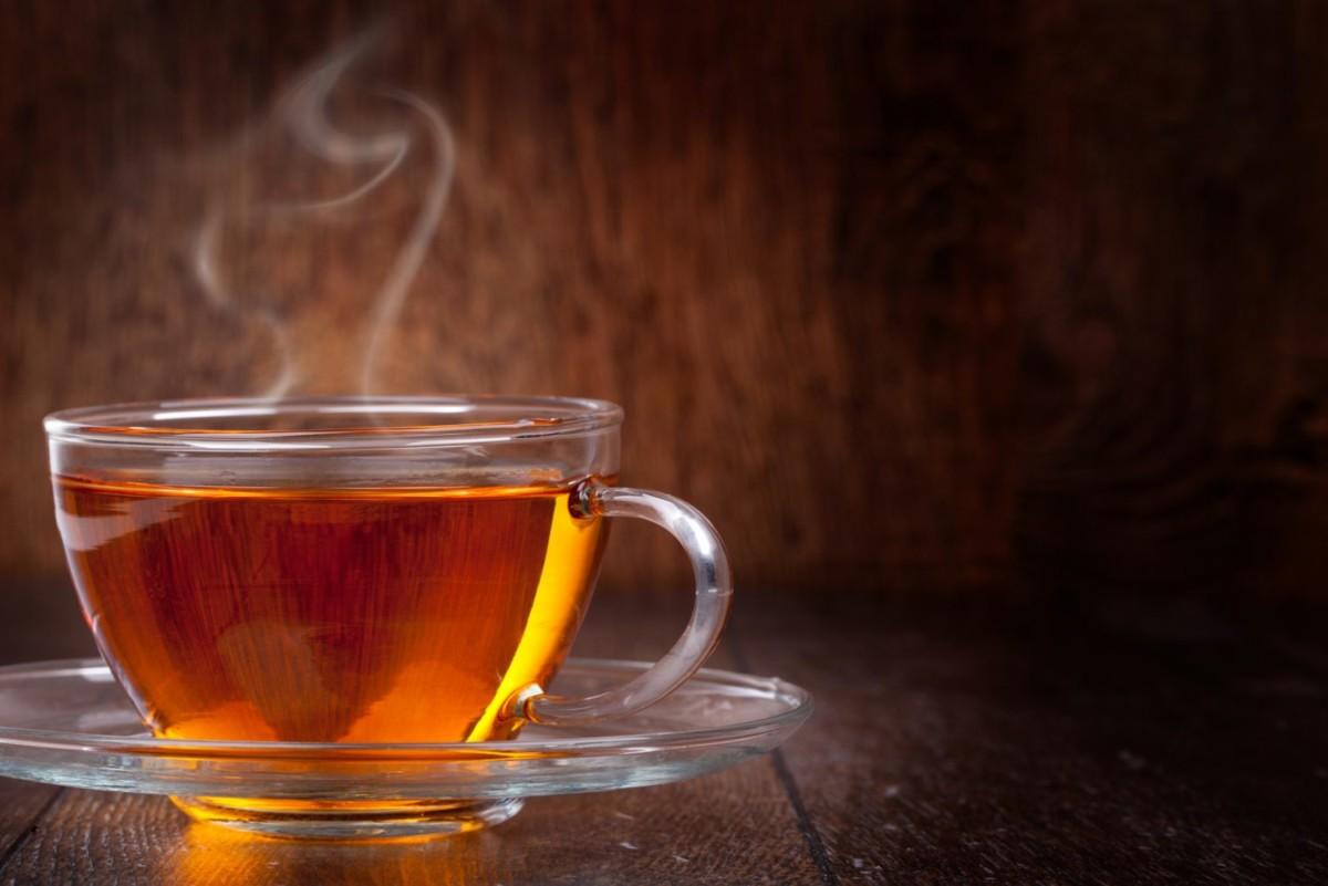Иногда чашка чая не повредит