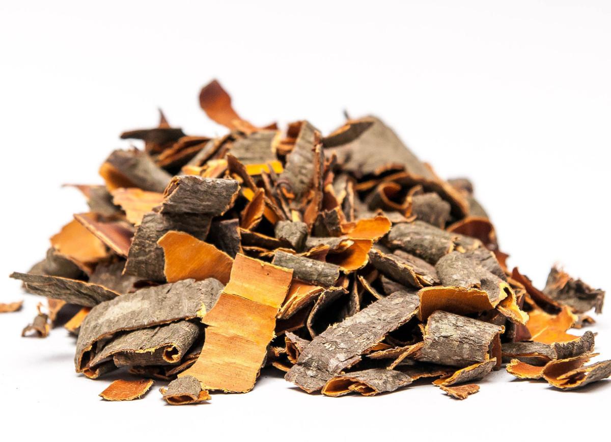 Чай из крушины обычно пьют с вкусовыми добавками