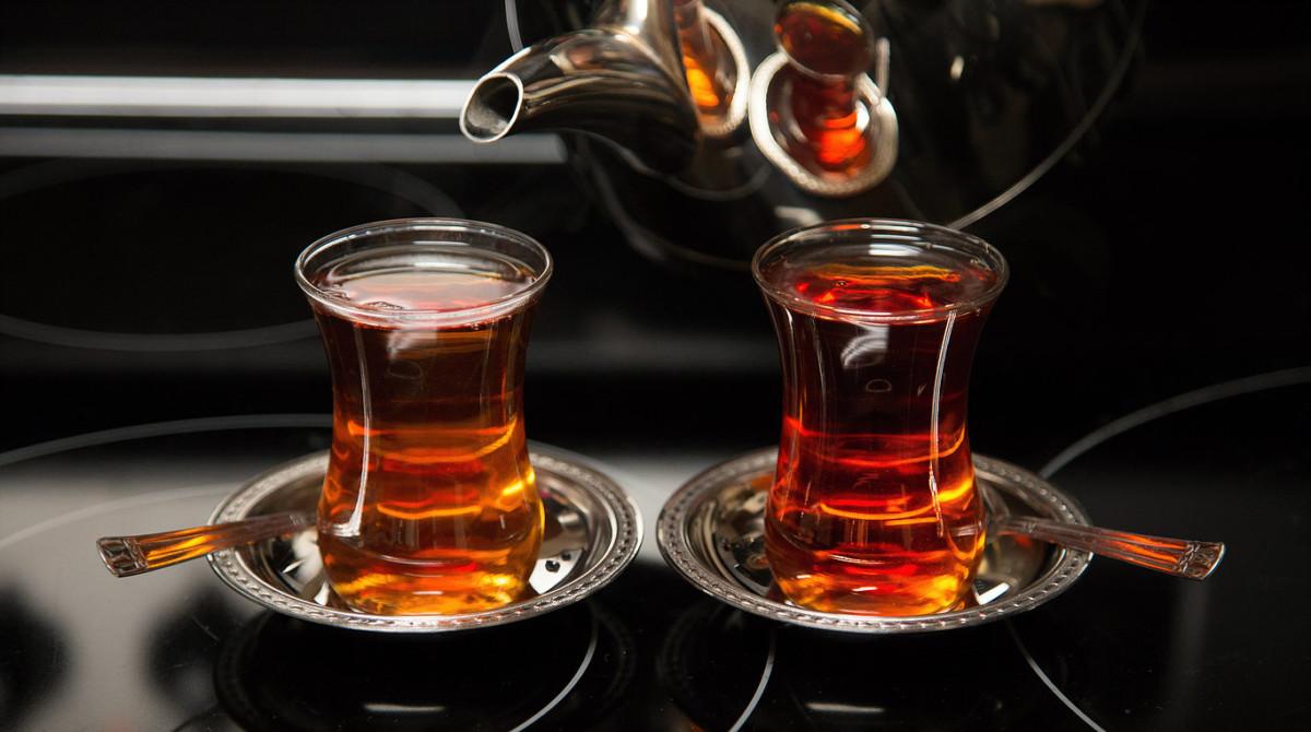 На отдельные компоненты чая может проявиться аллергия