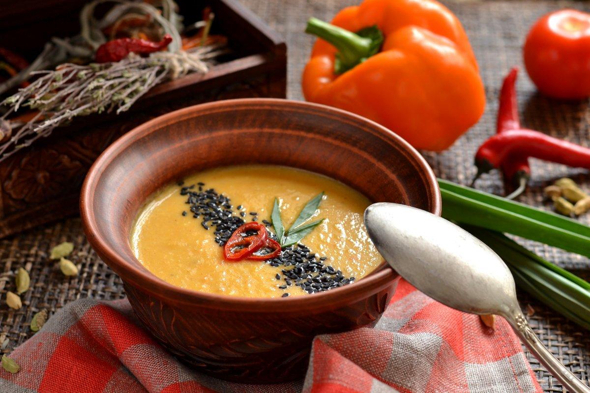 Некогда супы с чайными приправами пользовались большой популярностью