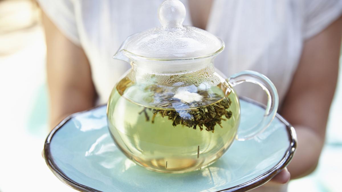 Зеленый чай поможет быстрее привести вес в норму