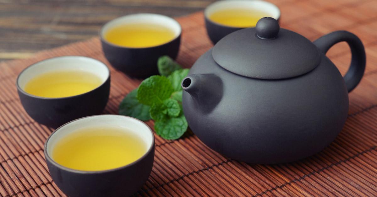 Чай нужно заваривать не слишком долго, чтобы не испортить вкус